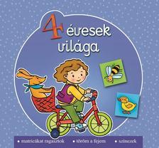 Agnieszka Bator - 4 évesek világa