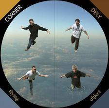 DELY, CORNER - Flying Object - CD