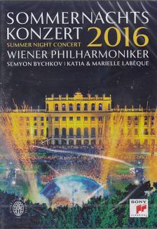 BIZET, BERLIOZ, POULENC, SAINT-SAENS - SOMMERNACHTS KONZERT 2016 DVD BYCHKOV