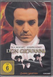 MOZART - DON GIOVANNI DVD RUGGERO RAIMONDI,KIRI TE KANAWA,LORIN MAAZEL