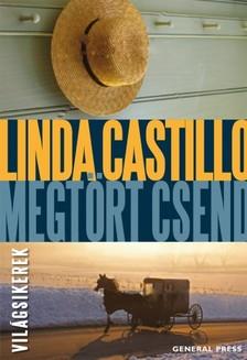 Linda Castillo - Megtört csend [eKönyv: epub, mobi]