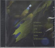 - OLD DREAMS NEW DIMENSIONS CD - BINDER QUARTET
