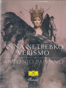 CILEA, GIORDANO, PUCCINI, LEONCAVALLO - VERISMO (LIMITED SUPER DELUXE EDITION CD+DVD ANNA NETREBKO