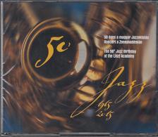 - 50 �VES A MAGYAR JAZZOKTAT�S (KONCERT A ZENEAKAD�MI�N) 2CD