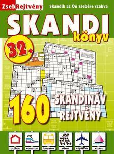CSOSCH KIAD� - ZsebRejtv�ny SKANDI K�nyv 32.