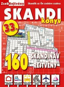 CSOSCH KIAD� - ZsebRejtv�ny SKANDI K�nyv 33.