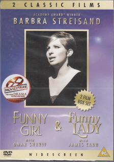 - FUNNY GIRL & FUNNY LADY DVD - MAGYAR FELIRATTAL -