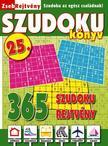 CSOSCH KIAD� - ZsebRejtv�ny SZUDOKU K�nyv 25.
