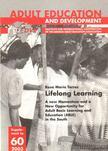 Torres, Rosa María - Adult Education and Development 2003/60 [antikvár]