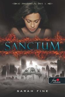 Sarah Fine - Sanctum - KEM�NY BOR�T�S