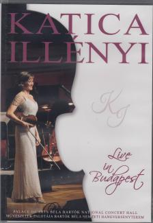 - ILLÉNYI KATICA LIVE IN BUDAPEST DVD
