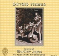 MARTINY LAJOS - BŰVÖLŐ RITMUS  CD