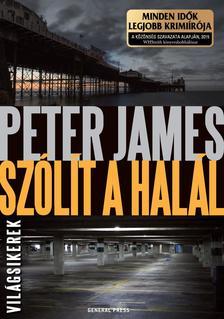 Peter James - Sz�l�t a hal�l