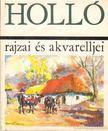 C. Tóth Ervin - Holló rajzai és akvarelljei [antikvár]
