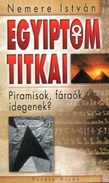 NEMERE ISTVÁN - Egyiptom titkai [eKönyv: epub, mobi]
