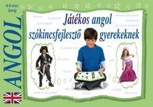 - Játékos angol szókincsfejlesztő gyerekeknek