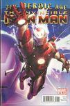 Larroca, Salvador, Fraction, Matt - Invincible Iron Man No. 25 [antikv�r]