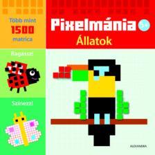 - Pixelmánia - Állatok