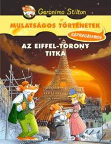 Geronimo Stilton - Az Eiffel-torony titka - K�preg�ny