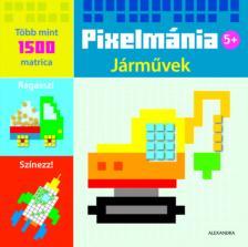 - Pixelmánia - Járművek