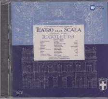 Verdi - RIGOLETTO 2CD SERAFIN, CALLAS,DI STEFANO, GOBBI