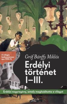 B�NFFY MIKL�S - Erd�lyi t�rt�net I-III.