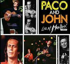 PACO DE LUCIA,JOHN MCLAUGHLIN - DE LUCIA, MCLAUGHLIN LIVE