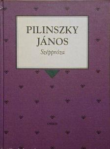 Pilinszky János - Széppróza