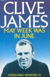 JAMES, CLIVE - May Week Was in June [antikv�r]