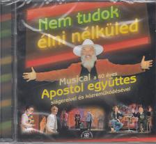 VAJDA ANIK�-SOPRONI PET�FI SZ. - NEM TUDOK �LNI N�LK�LED CD MUSICAL 40 �V SL�GEREIVEL �S K�ZREM�K�D�S�VEL
