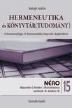 BALOGH ANDR�S - Hermeneutika �s k�nyvt�r(tudom�ny) [eK�nyv: epub,  mobi]