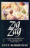 ROBERTSON, LUCY - Zig Zag [antikv�r]