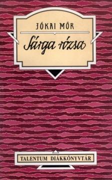 J�KAI M�R - S�RGA R�ZSA - TALENTUM DI�KK�NYVT�R