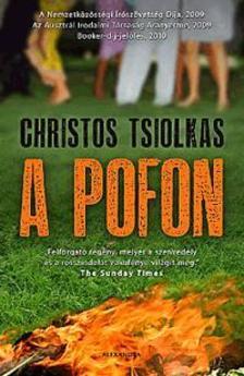 TSIOLKAS, CHRISTOS - A pofon