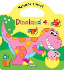 - Dinoland - 4. Sárga