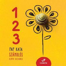 PAP KATA - 1,2,3 - Sz�mol�s k�nyv kicsiknek