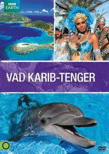 term�szetfilm - BBC - VAD KARIB TENGER 2 DVD D�SZDOBOZ