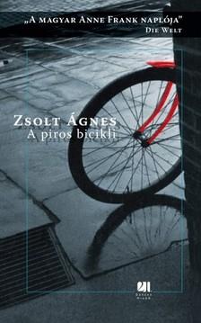 Zsolt Ágnes - A piros bicikli [eKönyv: epub, mobi]