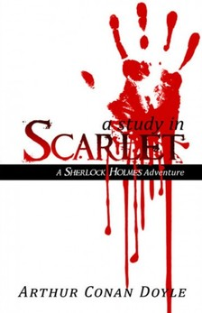 Arthur Conan Doyle - A Study In Scarlet [eKönyv: epub, mobi]