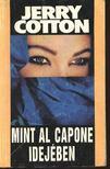 Cotton, Jerry - Mint Al Capone idejében [antikvár]