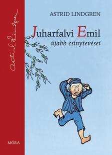 Astrid Lindgren - Juharfalvi Emil újabb csínytevései - Astrid Lindgren életmű-sorozat