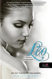 Mia Sheridan - Leo (A szerelem csillagjegy�ben 1.) - PUHA BOR�T�S