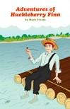 Mark Twain - Adventures of Huckleberry Finn [eK�nyv: epub,  mobi]