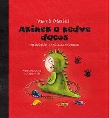 Varró Dániel - Akinek a kedve dacos [eKönyv: epub, mobi]