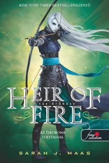 Sarah J. Maas - Heir of Fire - A t�z �r�k�se (�vegtr�n 3.) - PUHA BOR�T�S