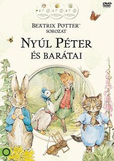 Beatrix Potter - NY�L P�TER �S BAR�TAI 3 D�SZDOBOZ