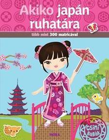 Camel, Julie - Csini babák - Akiko japán ruhatára