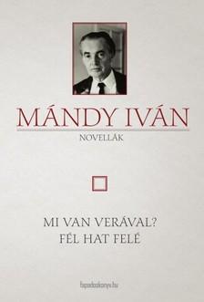 M�ndy Iv�n - Mi van Ver�val? - F�l hat fel� [eK�nyv: epub, mobi]