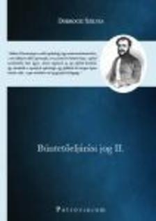 Dobrocsi Szilvia - Büntetőeljárási jog II.