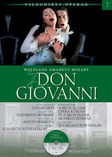 Mozart, Wolfgang Amadeus - VILÁGHÍRES OPERÁK - DON GIOVANNI